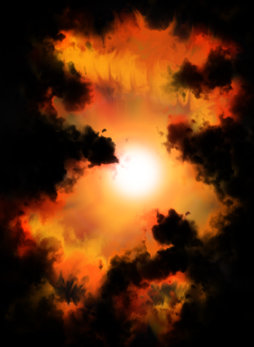 لكل حرف ...معنى Nebula